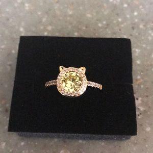Jewelry - Cat 🐱 Ring